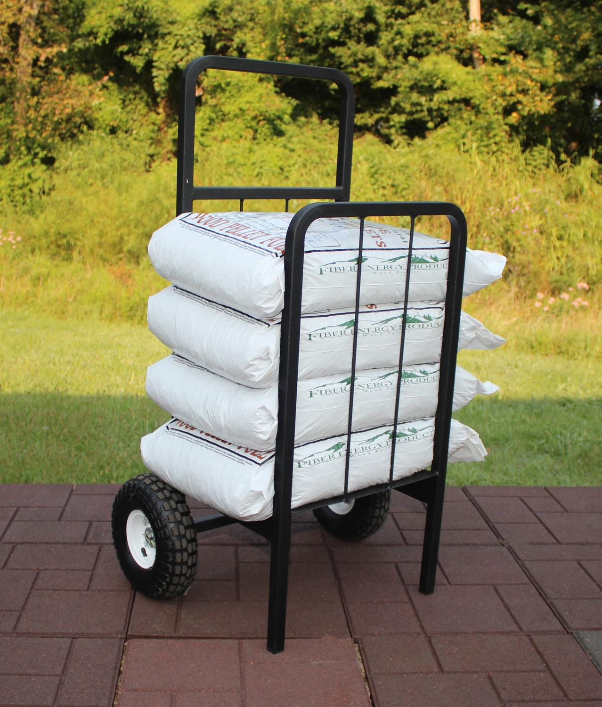 Woodhaven Pellet Cart