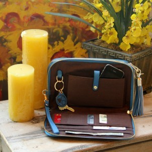 Concealed Carrie Cool Blue Compact