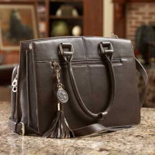 Concealed Carrie Smooth Leather Commuter
