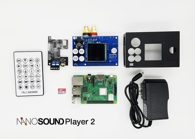 NanoSound Player 2 Kit