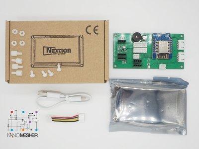 Nanomesher Wireless Human Machine Interface (3.2