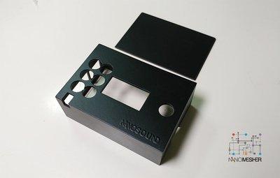 NanoSound DAC 3D Printed Case (Black)