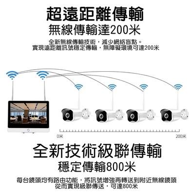 即插即用 DIY 無線監控鏡頭套裝 PnP DIY wireless CCTV set
