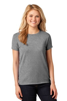 Gildan® - Ladies Heavy Cotton™ 100% Cotton T-Shirt - Silk-screened