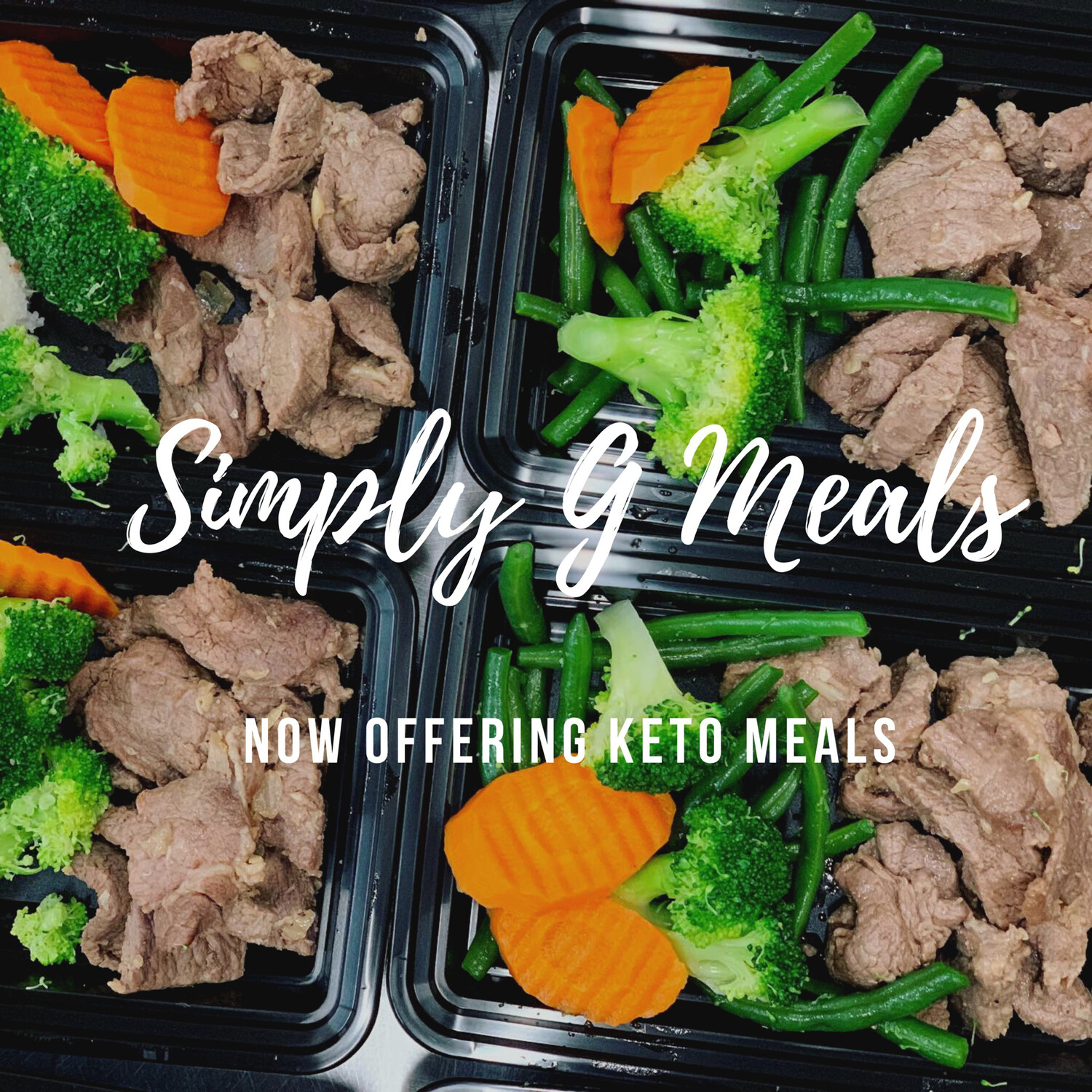 Month Of KETO Meals! (40 Meals)