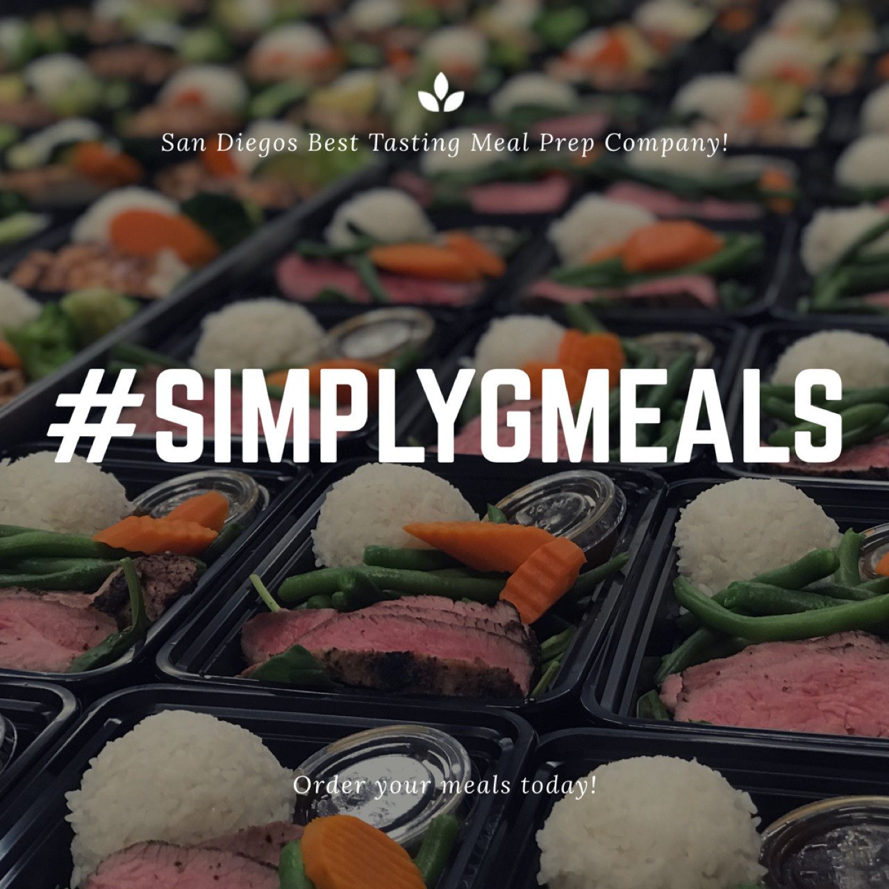 Week Of Meals Promo! (15 Meals)
