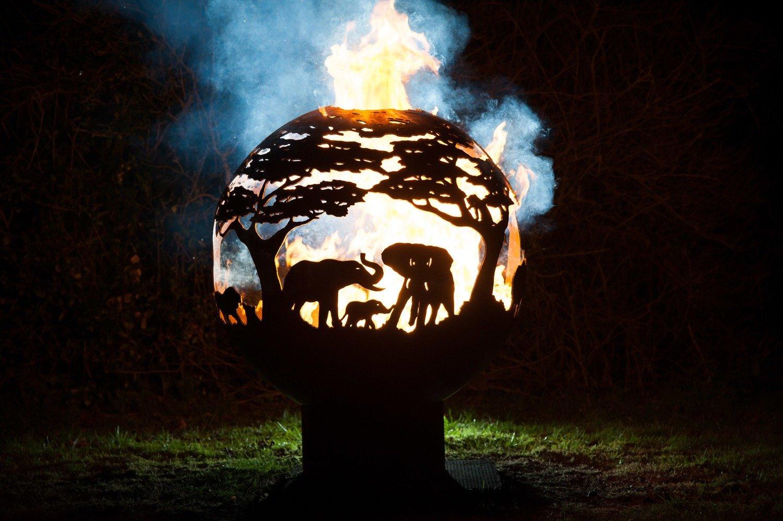 900mm Africa Firepit