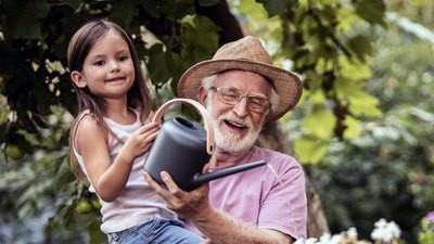 Lieber Opa - wir machen auch Dein Foto lebendig