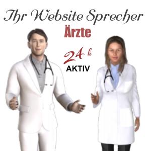 Ihr persönlicher Assistent - ARZT