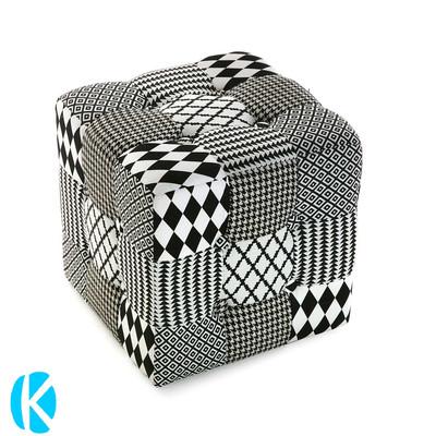 Puff Cub Geometrico W&B