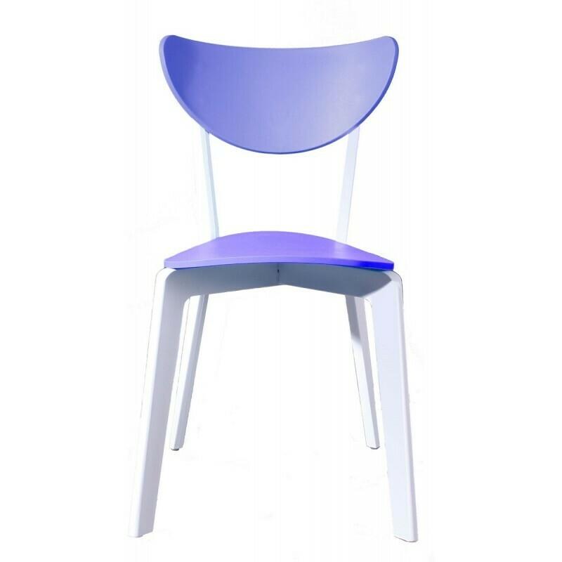 Cadira Lina blava