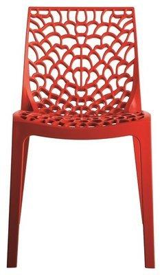 Cadira Capri Vermella