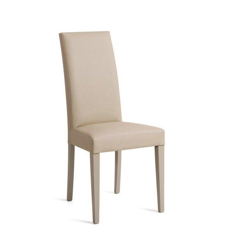 Cadira Denny Fusta Beix