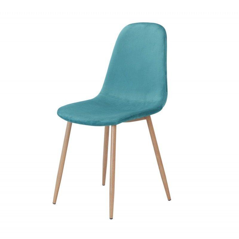 Cadira Epoque Turquesa