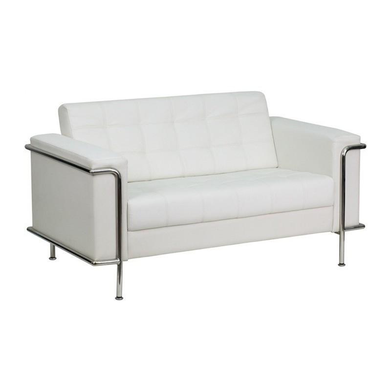 Sofa Aedea Blanc 2 places