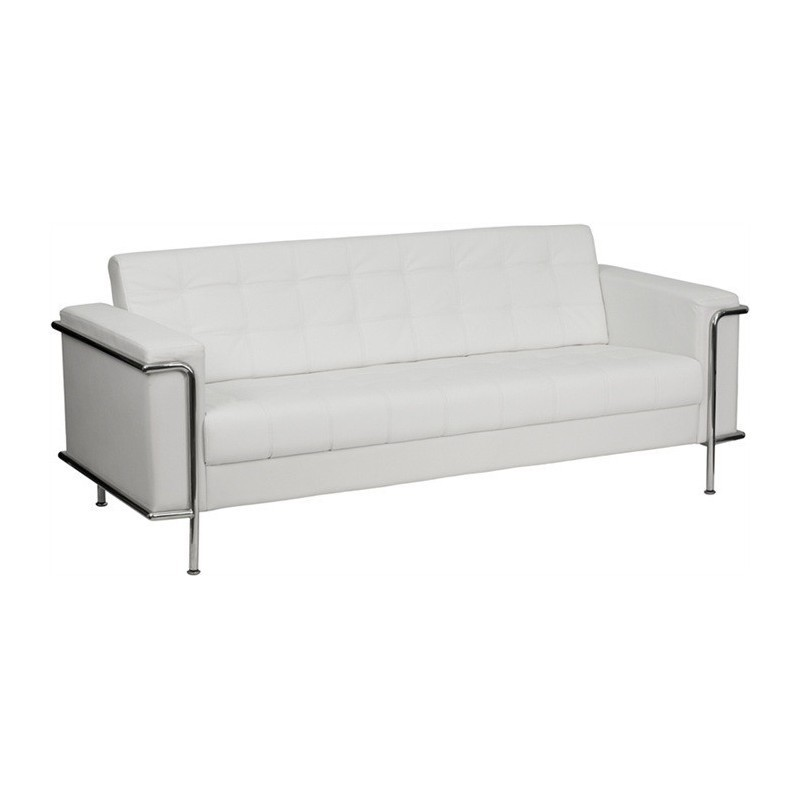 Sofa Aedea Blanc 3 places