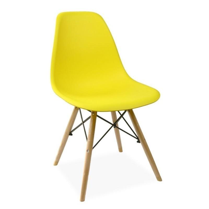 Cadira Stower Groga