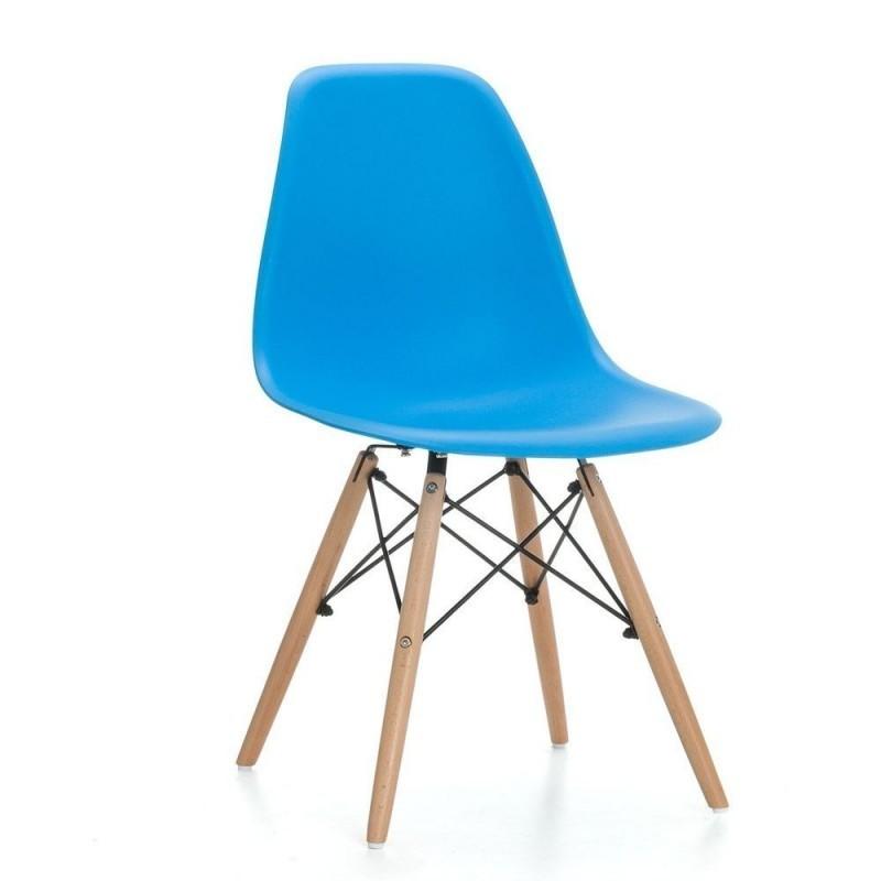 Cadira Stower Blava