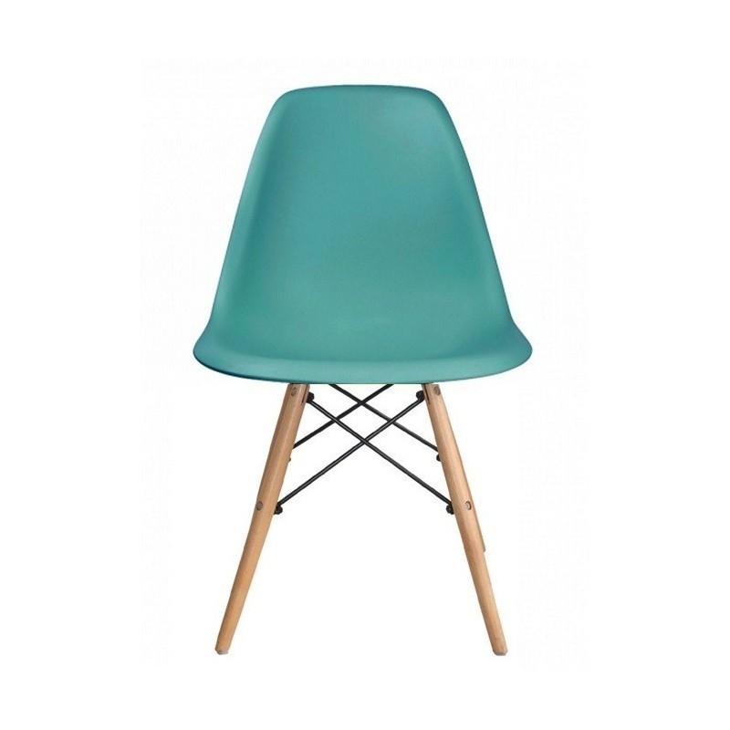 Cadira Stower Turquesa