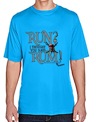 Mens Pirates on the Run shirt