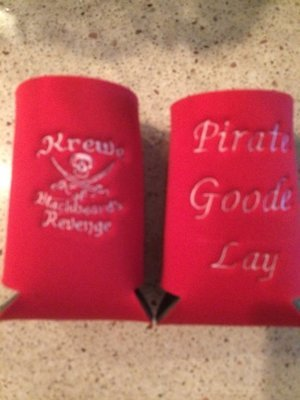 KBR Can Koozie