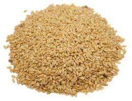 Graines de lin doré biologique 1Kg Vrac