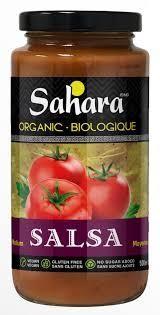 Sahara - Salsa moyenne bio 500ml