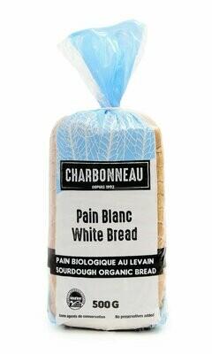 Charbonneau - Pain blanc frais biologique
