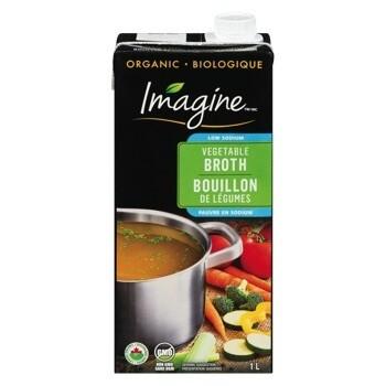 Imagine - Bouillon de legumes bio 1L