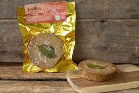 Biobon – Vegepate sans ble sans gluten petit format 200g Bio 77%
