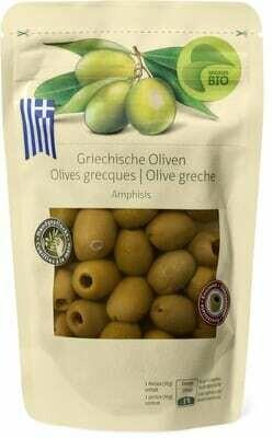 Dumet - Olives vertes Amphisis bio 270g
