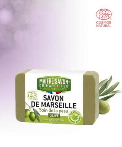 Maitre Savon De Marseille - Savon de marseille 100g
