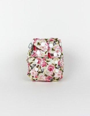 Omaiki - Couche mini-o roses anglaises