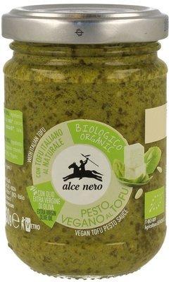Alce Nero - Sauce pesto tofu bio 130g
