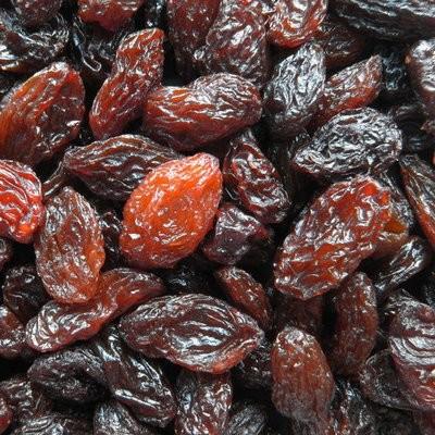 Raisins secs Thompson biologiques 1Kg VRAC