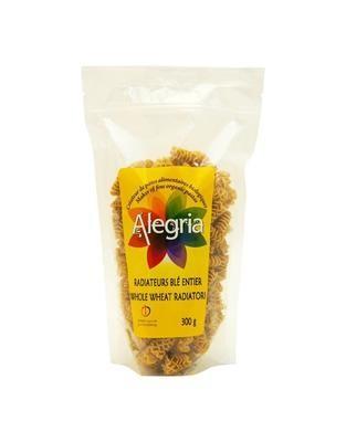 Pâtes alimentaires - radiateur de blé entier biologiques 1Kg Vrac