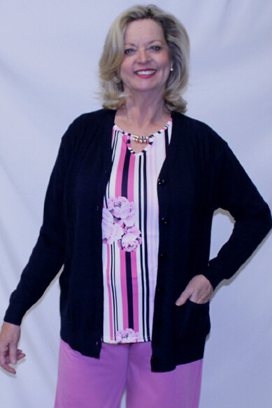 Cardigan Sweater with Pockets