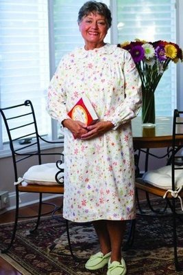 Ladies Flannel Nightgown