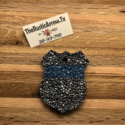 Police Badge, Car Air Fresher, Car Candle, Air Freshener For Your Car, Freshie, Car Scents
