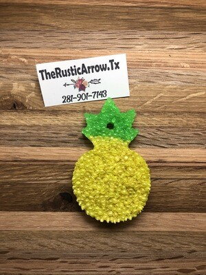 Pineapple, Car Air Fresher, Car Candle, Air Freshener For Your Car, Freshie, Car Scents