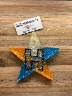 Star Large, Car Air Fresher, Car Candle, Air Freshener For Your Car, Freshie, Car Scents