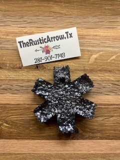 Star of Life, EMS, EMT, Medic, Car Air Fresher, Car Candle, Air Freshener For Your Car, Freshie, Car Scents