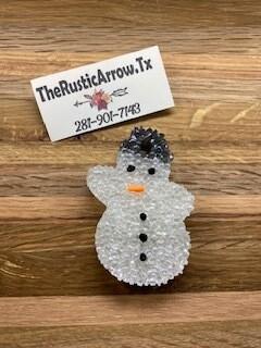 Snow Man, Car Air Fresher, Car Candle, Air Freshener For Your Car, Freshie, Car Scents