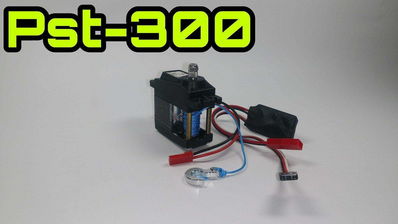 PST-300 servo winch series