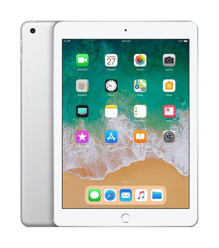 iPad 9.7-inch (2018) Silver