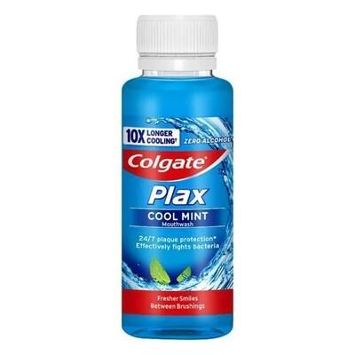 Colgate Plax Peppermint 100ml غسول الفم من كولجيت