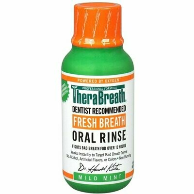 THERABREATH RINSE 88.7ml غسول الفم ثيرابريث