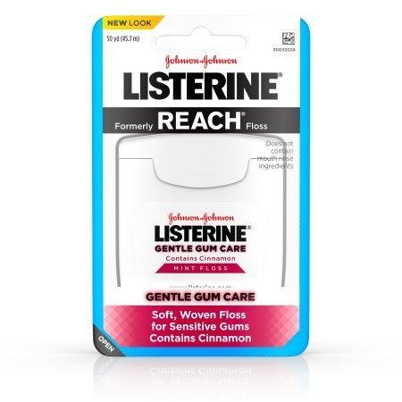 Listerine MINT Gentle Gum Care Floss  ليسترين الخيط السني بالنعناع