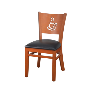 DHC Coffee Cup Chair Beach Wood 236-CHE