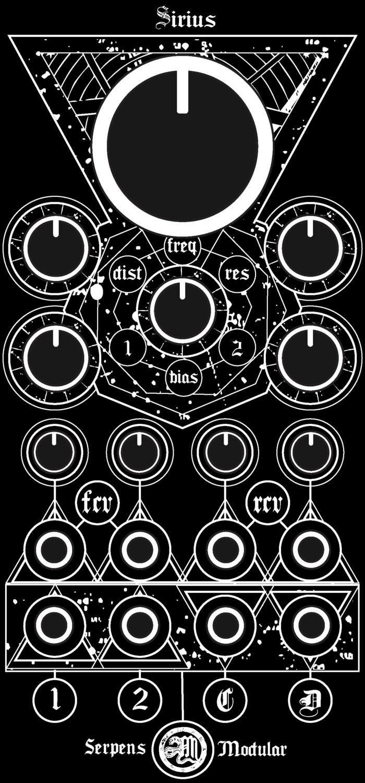 Sirius [Analog Low Pass Filter]
